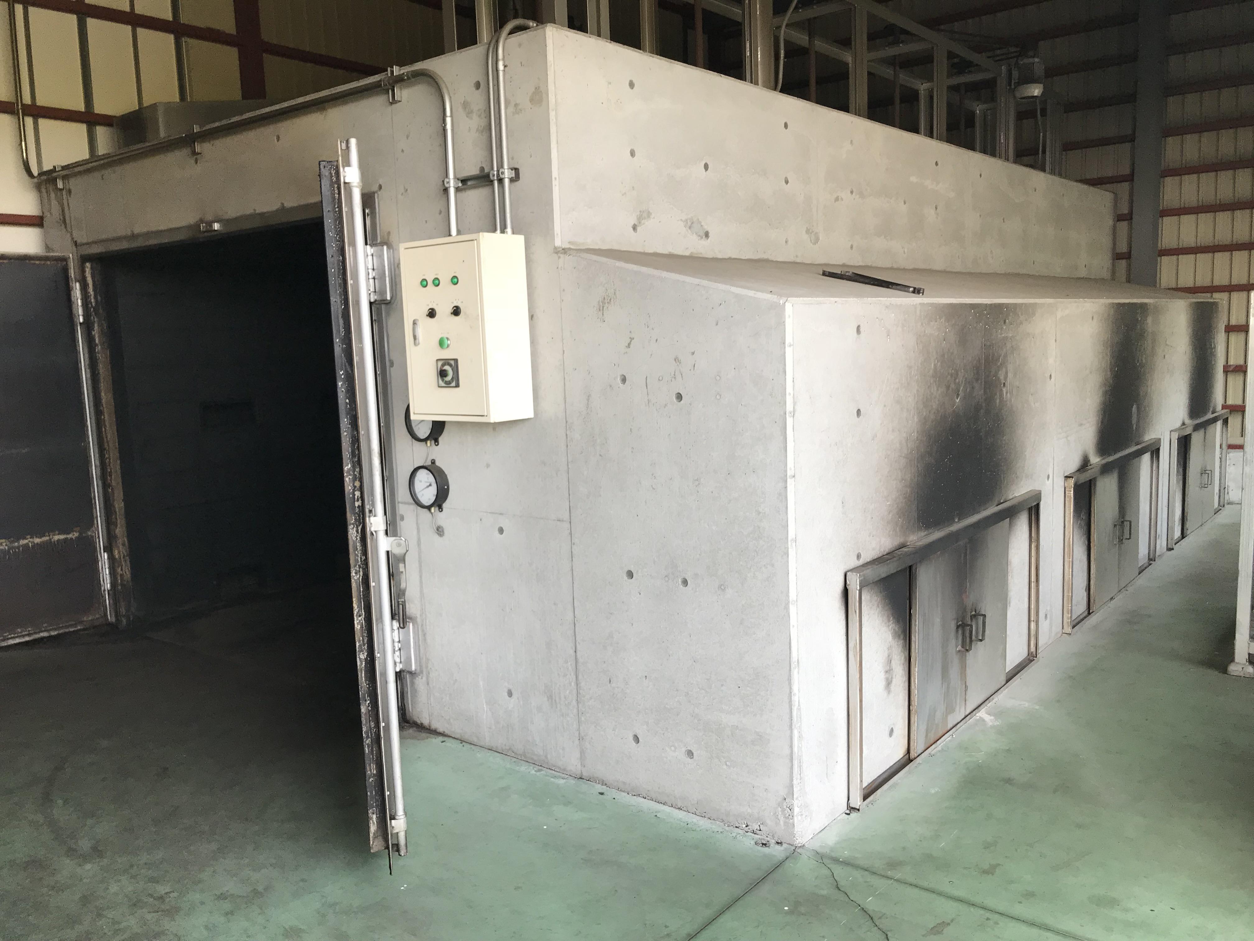 焼津式乾燥機