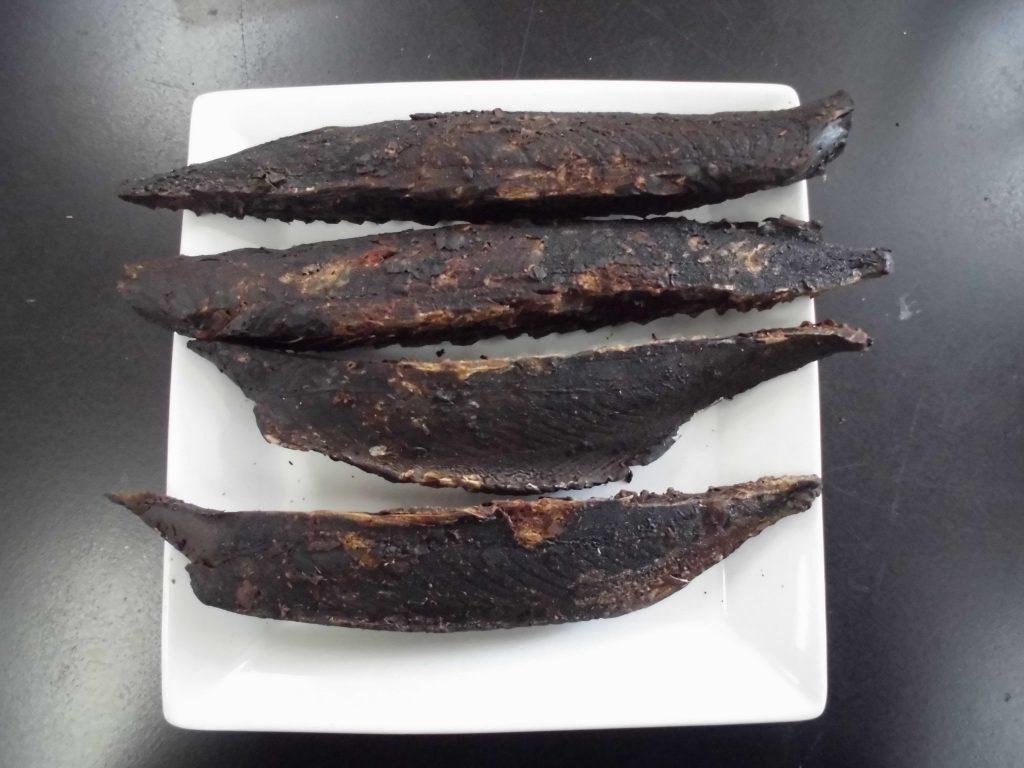 1.8~2.4kgの鰹から作った鰹節