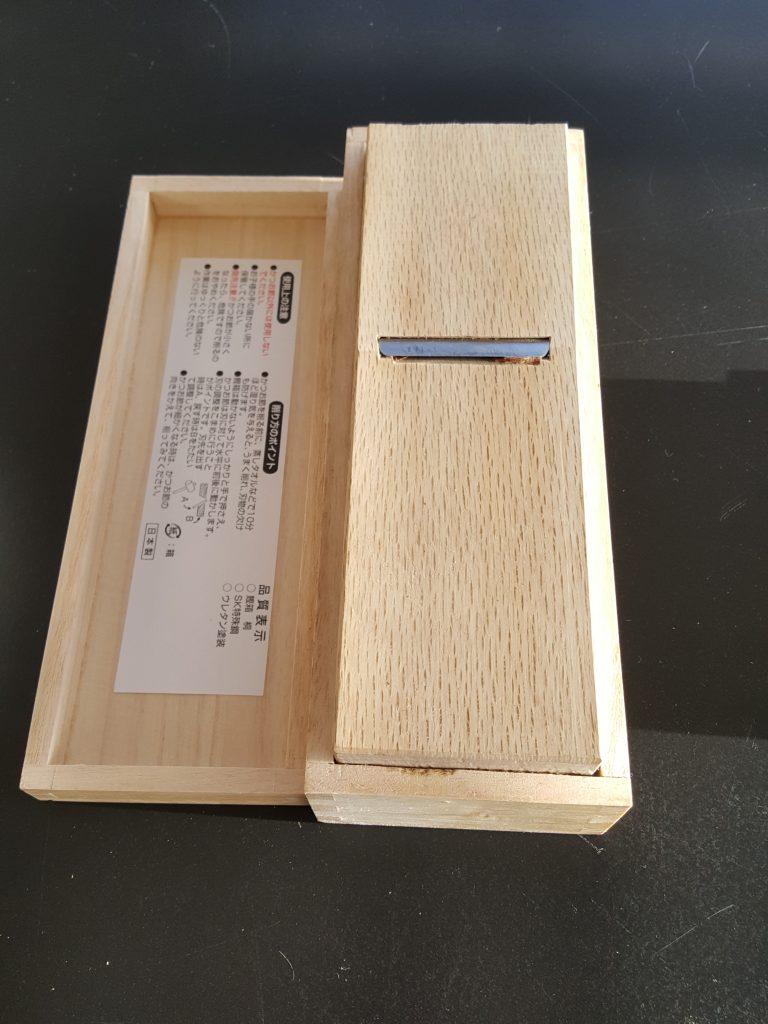 従来型の削り器