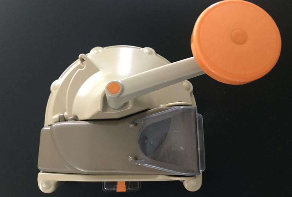 ハンドルタイプ削り器