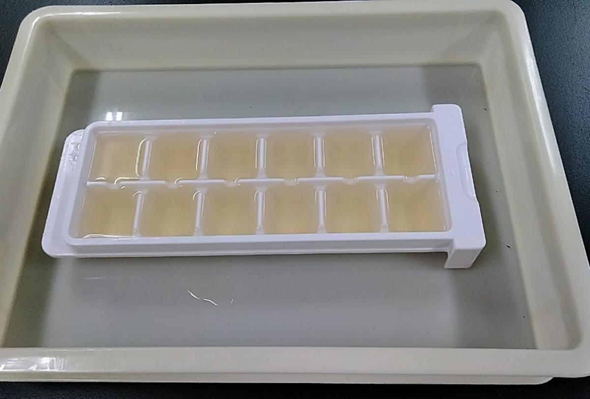 出汁の保存-冷蔵